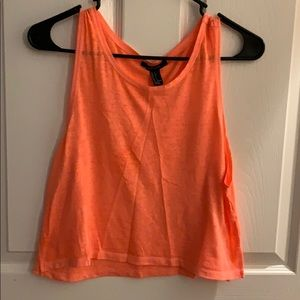 Forever 21 crop top tank